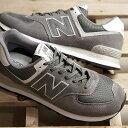 4b806d6b2abd New Balance newbalance ML574 ESN men gap Dis sneakers shoes CASTLEROCK gray  system (ML574ESN SS19)