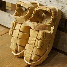 SHAKA シャカ サンダル ハイカー HIKER メンズ・レディース アウトドア 靴 BEIGE ベージュ系 (SK433101 SS19)【ts】【e】