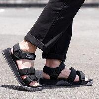 【即納】シャカSHAKAネオバンジーNEOBUNGYメンズレディースストラップアウトドアサンダル靴BLACK/CHARCOALブラック系(SK433104SS19)【コンビニ受取対応商品】
