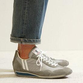 【復刻カラー】【返品送料無料】パトリック スニーカー PATRICK メンズ レディース 日本製 靴 STADIUM スタジアム FALLS シルバー系 (23454)