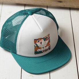 【コラボ】アディダス スケートボーディング adidas SKATEBOARDING ビル・レブホルツ トラッカー BILLBIRD TRUCKER メンズ レディース オリジナルス Originals メッシュキャップ 帽子 (FUD61/DU8302 SS19)【ts】【e】