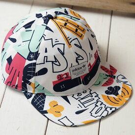 【コラボ】アディダス スケートボーディング adidas SKATEBOARDING ビル・レブホルツ スナップバック BILLAOP SNAPBACK メンズ レディース オリジナルス Originals キャップ 帽子 (FUD67/DU8286 SS19)【ts】【e】