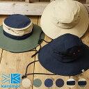 カリマー karrimor ベンチレーション クラシック ST ventilation classic ST アウトドアハット UVカット 撥水 メンズ レディース 帽子 (SA-SA19-5104 SS19)【メール便可】【メール便送料無料】
