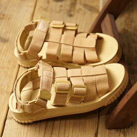 SHAKA シャカ サンダル ラリー RALLY メンズ・レディース アウトドア 靴 BEIGE ベージュ系 (SK433103 SS19)【ts】【e】