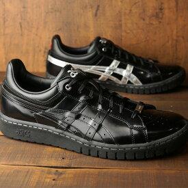 【サイズ交換無料】アシックス スポーツスタイル ASICS SportStyle アスニーカー ゲルPTG GEL-PTG (1193A172-001 SS20) アシックスタイガー asicsTIger メンズ ローカット 靴 BLACK/BLACK ブラック系