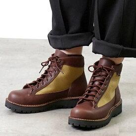 【サイズ交換片道送料無料】Danner ダナー マウンテンブーツ レディース WS DANNER FIELD ウィメンズ ダナー フィールド DARK BROWN/BEIGE 靴 (D121004 SS18)