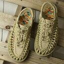 【限定】KEEN キーン サンダル ユニーク W UNEEK (1023057 SS20) レディース アウトドア スニーカー 靴 Safari/Multi ベージュ系