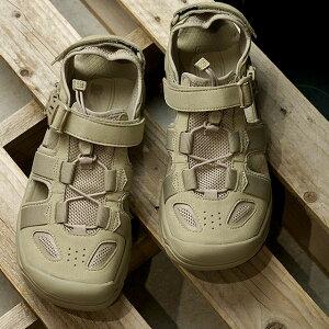 【サイズ交換片道送料無料】テバ Teva サンダル オムニウム フォックス スエード M OMNIUM FAUX SUEDE (1116202 FW20) メンズ ウォーターシューズ スニーカー 靴 PLTP ベージュ系