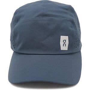 オン On ライトウェイトキャップ Lightweight Cap (301.00016 SS21) メンズ・レディース ランニングキャップ 帽子 フリーサイズ ネイビー ネイビー系