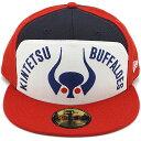 ニューエラ NEWERA キャップ 大阪近鉄バファローズ 59FIFTY (12653895 SS21) メンズ・レディース CAP 帽子 TRICO マ…