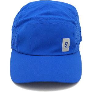 オン On ライトウェイトキャップ Lightweight Cap (301.00018 SS21) メンズ・レディース ランニングキャップ ブルー
