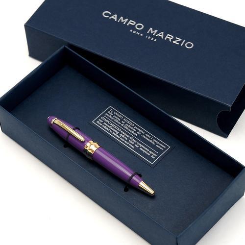 ★Campo Marzio Design/カンポマルツィオ/Minny ボールペン! (リラ)★