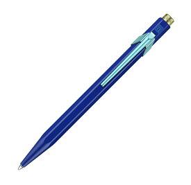 CARAN D'ACHE カランダッシュ 849リミテッド クレーム・ユア・スタイル ボールペン ブルー 【RCP】 NF0849-545
