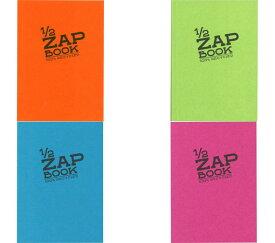 クレールフォンテーヌ(Clairefontaine) ザップブック(ZAP BOOK) ザップブック A5無地-アソート5冊セット cf8366