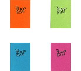 クレールフォンテーヌ(Clairefontaine) ザップブック(ZAP BOOK) ザップブック A6無地-アソート10冊セット cf8367