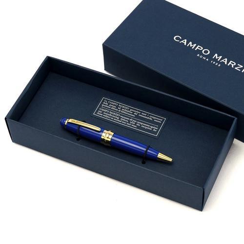 ★Campo Marzio Design/カンポマルツィオ/Minny ボールペン! オーシャンブルー ★