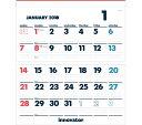 ★イノベーター カレンダー壁掛<M>2018★人気の定番カレンダー☆イノベーター(innovator)☆30111006