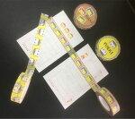 フエキマスキングテープ黄色柄と切手柄の2巻セットカモ井加工紙製造X紀寺商事(Kitera)KMT-FE5/6