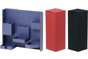 ライフスタイルツール ボックスM 使わないときはシンプルな紙箱収納 ナカバヤシ(Nakabayashi) LST-B02