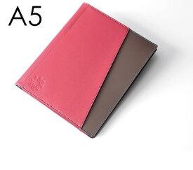 CASSAROS<キャサロス> A5ファイルノートカバーNE JAPANESE Material 背幅拡張タイプCAFNCA5NE-*