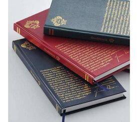 オロビアンコノートブック<STORIA> スペシャルバージョンの上製本ノート トライストラムス(trystrams) THV-KN08G/DB/R
