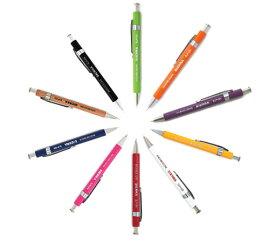 スリップオン極細油性ボールペン メモ帳/手帳用の全長107mm SIERRA/SLIP-ON/木軸ボールペン S WBP-3501