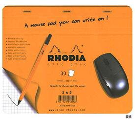 ☆ロディアマウスパッド☆ クリックブロック マウスパッド ★メモ+マウスパッド★