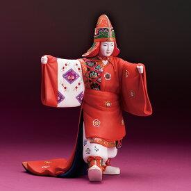 新天皇・皇后陛下御即位記念 野田祐輔作 博多人形『万歳楽』東京書芸館オリジナル作品【新天皇・新元号・天皇陛下・昭和・平成】【通販・販売】