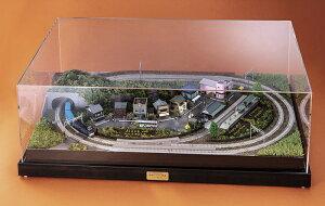 『昭和 ふるさと鉄道 専用アクリルケース』 鉄道ジオラマ 鉄道 模型 Nゲージ