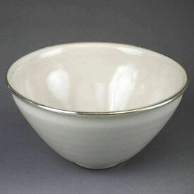 京焼 清水焼 天目茶碗 貴人 覆輪(銀塗仕上)