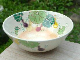 京焼 清水焼 平茶碗 六瓢 亨