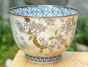 京焼 清水焼 彩花鳥お茶呑茶碗 桜単品