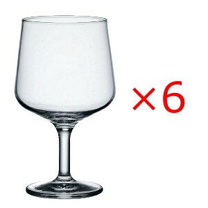 (6個販売) ボルミオリ・ロッコ(Bormioli Rocco) コロッセオ(Colosseo)ワイン 280cc /脚付グラス ワイングラス 普段使い デイリーユース ソフトドリンク スタッキング可能 簡単収納 省スペース 全面物