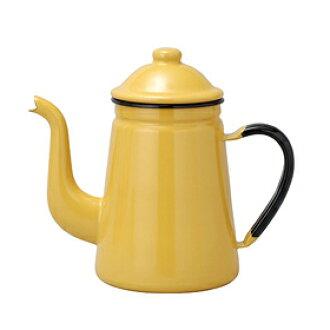 노다 법랑 기린 커피 주전자 13cm 1.6 L