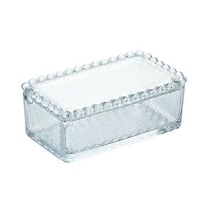 アデリア/石塚硝子 ガラス製 バターケース /日本製 国産品 ガラス 保存容器 バター入れ おしゃれ 蓋付 家庭用 御祝 内祝い 誕生日祝い ギフト プレゼント SSK12
