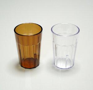CAMBRO(キャンブロ) ニューポートタンブラー NT5 189cc (単品販売) /コップ グラス プラスティック 軽い 丈夫 頑丈 割れない 家庭用 業務用 水飲みグラス 冷水用 ラーメン店 レストラン ファスト