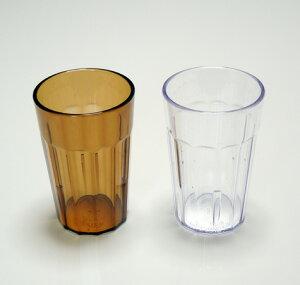 CAMBRO(キャンブロ) ニューポートタンブラー NT8 228cc (単品販売) コップ グラス プラスティック 軽い 丈夫 頑丈 割れない 家庭用 業務用 水飲みグラス 冷水用 ラーメン店 レス