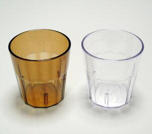 CAMBRO(キャンブロ) ニューポートタンブラー NT9 275cc (単品販売) /コップ グラス プラスティック 軽い 丈夫 頑丈 割れない 家庭用 業務用 水飲みグラス 冷水用 ラーメン店 レストラン ファスト