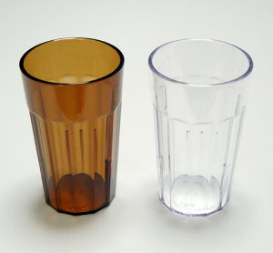 CAMBRO(キャンブロ) ニューポートタンブラー NT10 300cc (単品販売) /コップ グラス プラスティック 軽い 丈夫 頑丈 割れない 家庭用 業務用 水飲みグラス 冷水用 ラーメン店 レストラン ファスト