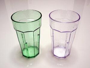 CAMBRO(キャンブロ) ラグナタンブラー LT10 296cc (単品販売) /コップ グラス プラスティック 軽い 丈夫 頑丈 割れない 家庭用 業務用 水飲みグラス 冷水用 ラーメン店 レストラン ファストフード