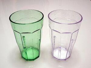 CAMBRO(キャンブロ) ラグナタンブラー LT14 414cc (単品販売) /コップ グラス プラスティック 軽い 丈夫 頑丈 割れない 家庭用 業務用 水飲みグラス 冷水用 ラーメン店 レストラン ファストフード