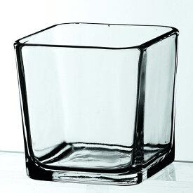 Libbey (リビー) キューブポティブ 5476 (L) /ガラス 食器 小皿 おつまみ 卓上ランプ用 キャンドル用 おしゃれ 業務用 角形 四角 カフェ レストラン バー パブ ホテル 御祝 内祝い ギフト プレゼント SSK12