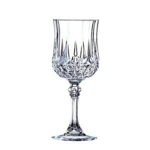 (単品販売) CRISTAL DARQUES(クリスタルダルク) ロンシャン ワイン175 /エレガント 上品 煌びやか グラス ワイングラス パーティー おもてなし 誕生日 御祝 結婚祝い ギフト プレゼント SSK16
