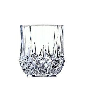 (単品販売) CRISTAL DARQUES(クリスタルダルク)ロンシャン オールド 230 DOFエレガント 上品 煌びやか グラス ロックグラス パーティー おもてなし 誕生日 御祝 結婚祝い ギフト プレゼント