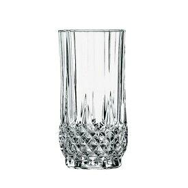 (単品販売) CRISTAL DARQUES(クリスタルダルク)ロンシャン タンブラー 280エレガント 上品 煌びやか グラス タンブラー パーティー おもてなし 誕生日 御祝 結婚祝い ギフト プレゼント SSK14