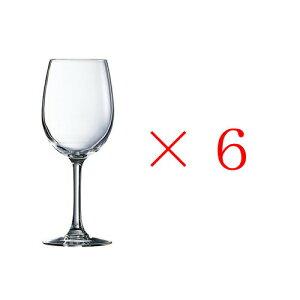 (6個販売)Chef&Sommelier (シェフ&ソムリエ) CABERNET(カベルネ) チューリップ 190ワイン /ワイングラス 高品質 業務用 高品質 安価 定番 ロングセラー ホテル レストラン イタリアン フレンチ ク