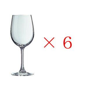 (6個販売)Chef&Sommelier (シェフ&ソムリエ) CABERNET(カベルネ) チューリップ 250ワイン /ワイングラス 高品質 業務用 高品質 安価 定番 ロングセラー ホテル レストラン イタリアン フレンチ ク