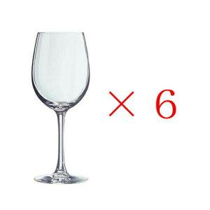 (6個販売)Chef&Sommelier (シェフ&ソムリエ) CABERNET(カベルネ) チューリップ 350ワイン /ワイングラス 高品質 業務用 高品質 安価 定番 ロングセラー ホテル レストラン イタリアン フレンチ ク