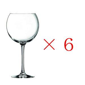 (6個販売)Chef&Sommelier (シェフ&ソムリエ) CABERNET(カベルネ) バロン 580ワイン /ワイングラス 高品質 業務用 高品質 安価 定番 ロングセラー ホテル レストラン イタリアン フレンチ クラブ