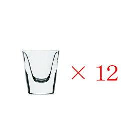 (12個販売) Libbey (リビー) ウィスキー5122 (30ml) /ガラス ショットグラス 業務用 定番 ロングセラー テキーラ ウィスキー バー レストラン パブ 居酒屋 料亭 ホテル